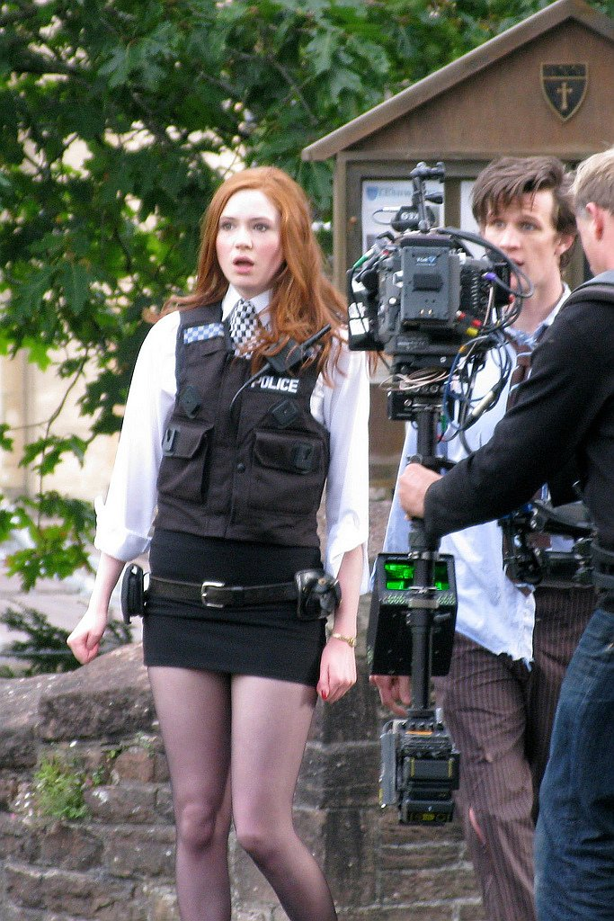 One Man S Reviews Doctor Who Companions Amy Pond