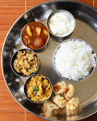 SouthIndian lunch menu idea 59
