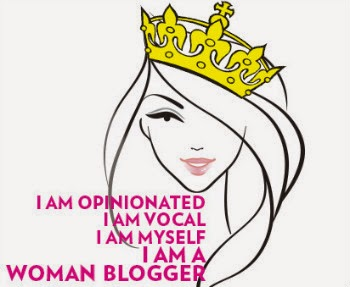Proud to be a Woman Blogger!!