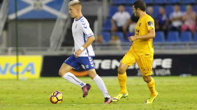 Cristo González nuevo jugador del Real Madrid Castilla