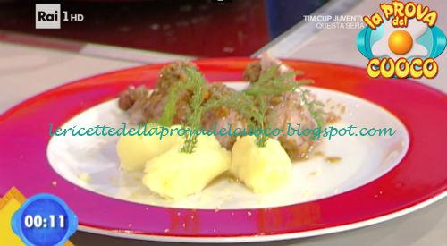 Rollatina di pollo al mirto ricetta Ricchebono da Prova del Cuoco
