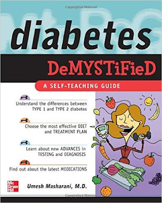 Download free ebook Diabetes Demystified - A Self-Teaching Guide pdf