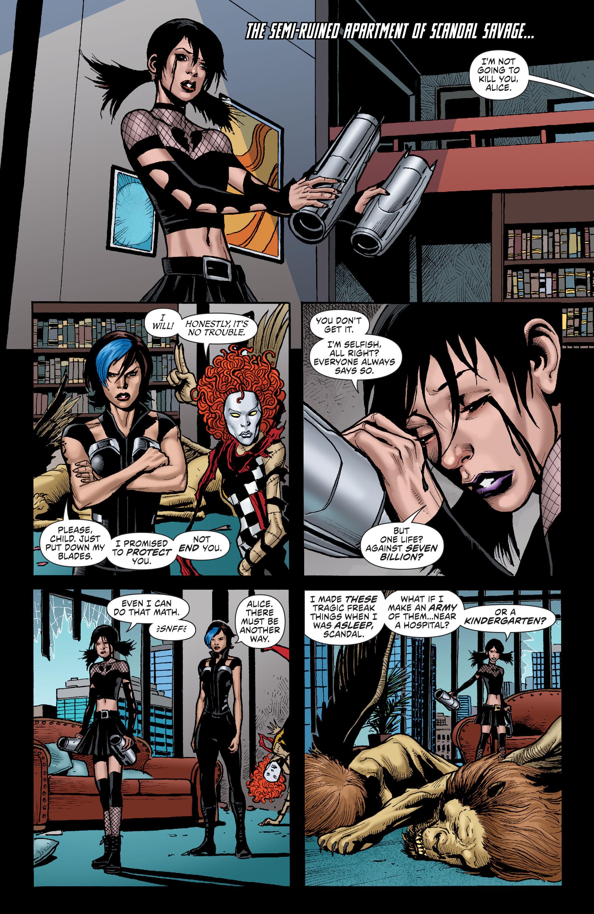 Read online Secret Six (2015) comic -  Issue #10 - 11