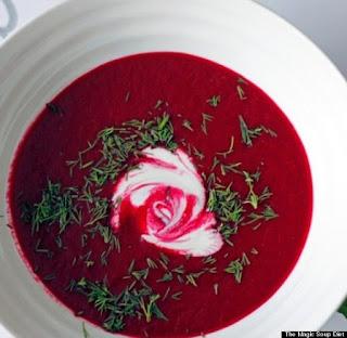 le régime soupe magique - Maigrir Pour Elle