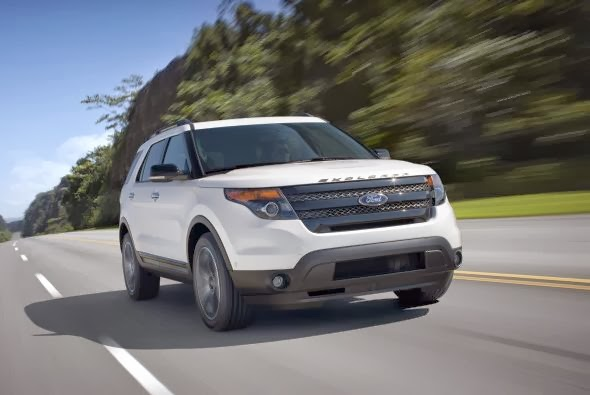 2014 Ford Explorer Towing Capacity >> 2015 Ford Explorer First Look