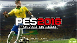 First Touch Soccer FTS Mod PES 2016 Apk + Data Android