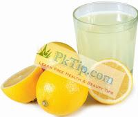 Lemon For Dark Inner Thighs