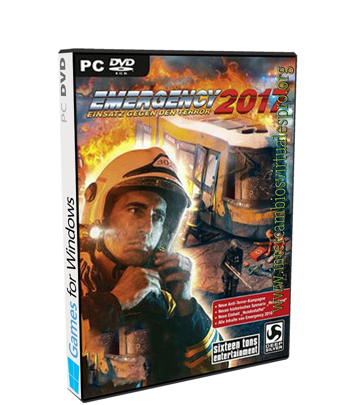 Emergency 2017 poster box cover