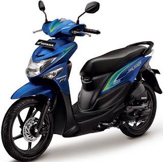 Harga Honda Beat POP eSP