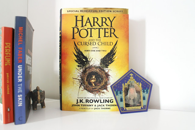 Harry Potter and the Cursed Child Cover
