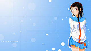 Tapeta Full HD z Kosaki Onoderą