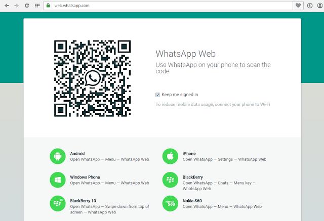 how to use whatsapp web on pc desktop