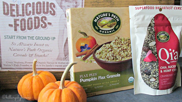 Nature's Path Organic Cereal and Granola