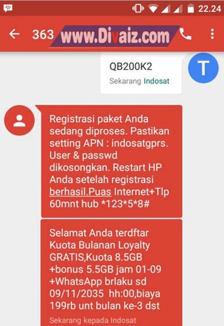 Internet Gratis Indosat 100% Berhasil dan Cara Mendapatkan KuotaInternet Gratis Indosat 8.5 GB + Bonus 5.5 GB