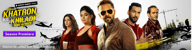 Khatron Ke Khiladi Season 9 13 January 2019 WEBRip 480p 300mb