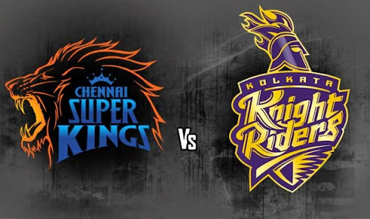 CSK vs KKR Live match score and streaming