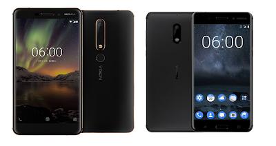 Nokia 6 (2018) vs Nokia 6