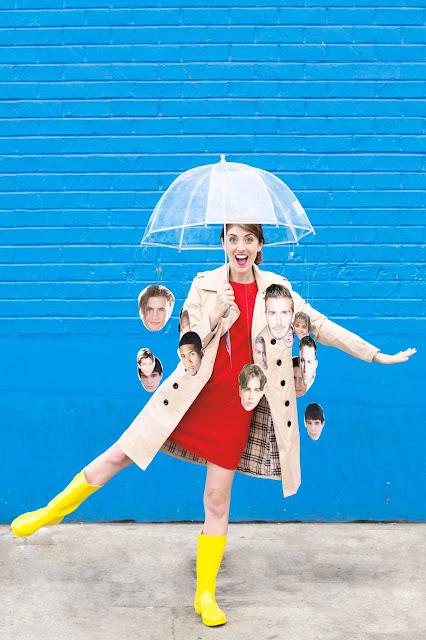 DIY Raining Men