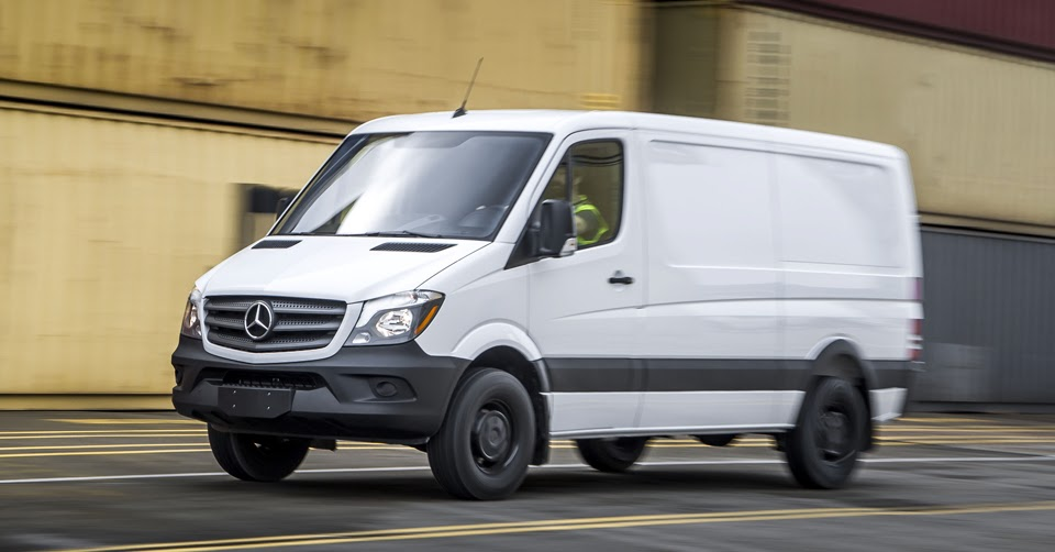 Mercedes Breaks Ground At New Sprinter Plant In South Carolina