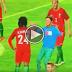 Criança invade campo para abraçar...Renato Sanches! (vídeo)