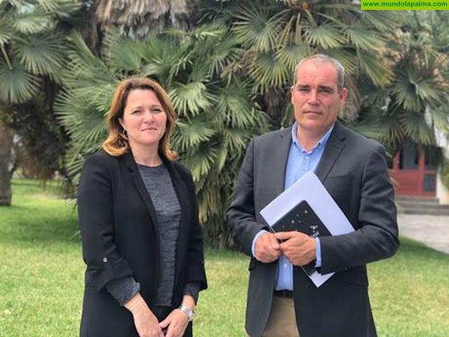 El PSOE de La Palma instará la modificación de  la Ley de Islas Verdes para permitir y facilitar un mayor desarrollo turístico