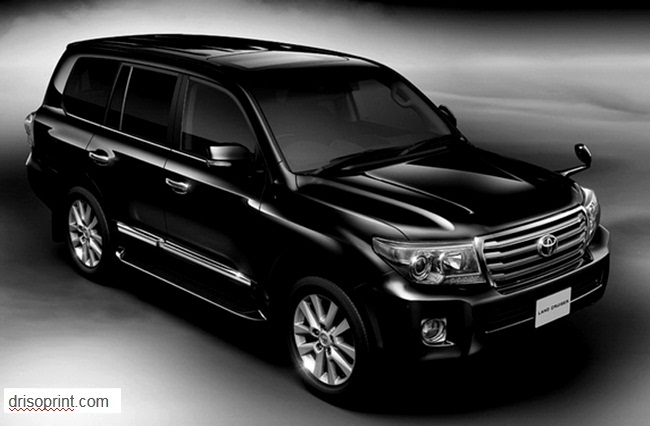 New Land Cruiser 2016