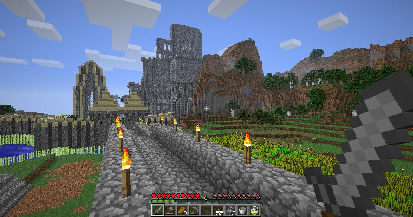 Minecraft 110 Videojuegos: ESPECIAL ANIVERSARIO