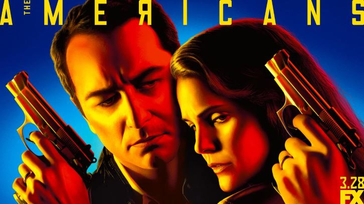 The Americans - Season 6 - Promos, First Look Photos + Key Art *Updated 19th February 2018*