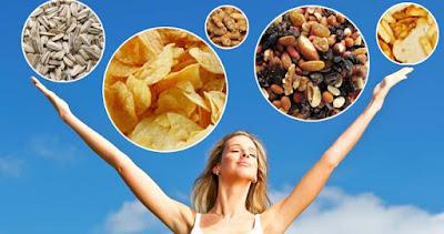 Evita la depresión con alimentos