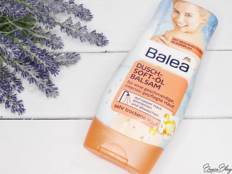 Balea balsam pod prysznic Dusch Soft Ol Balsam