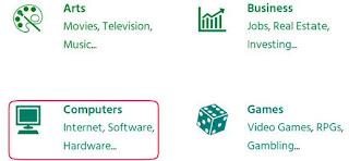 Dmoz directory site blog & websites submit