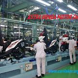 Loker Paling Terbaru PT Astra Honda Motor Tahun 2019 ( PREPARATION OPERATOR )