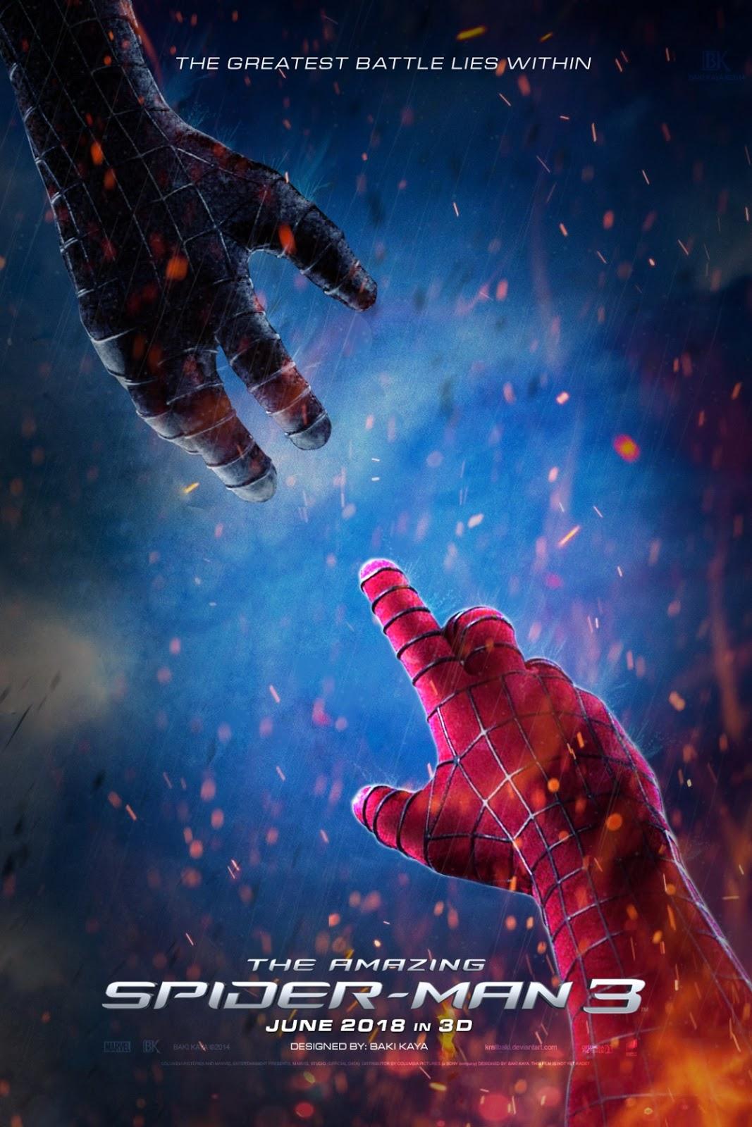 Untitled Spider-Man 3 Reboot (2017) ดิ อะเมซิ่ง สไปเดอร์แมน 3 [HD]