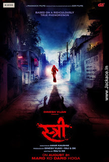 Stree First Look Poster 2