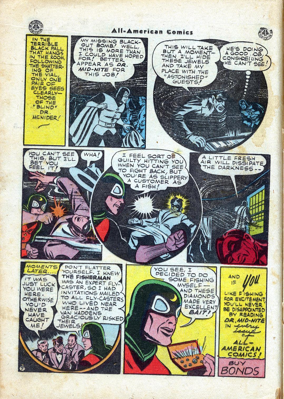 Read online All-American Comics (1939) comic -  Issue #69 - 23