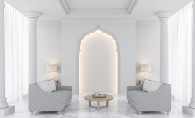 ambaji white marble