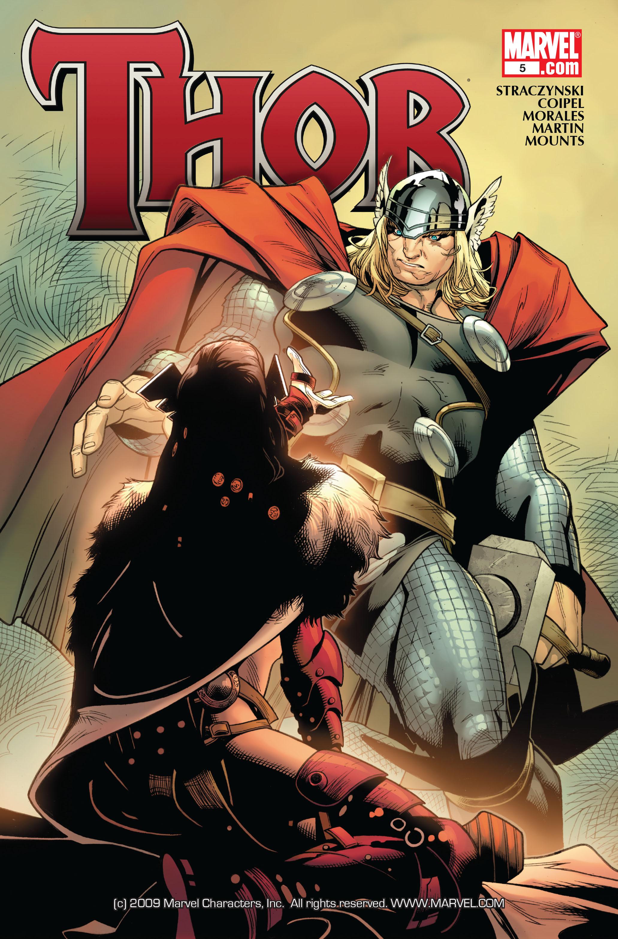 Thor (2007) Issue #5 #5 - English 1