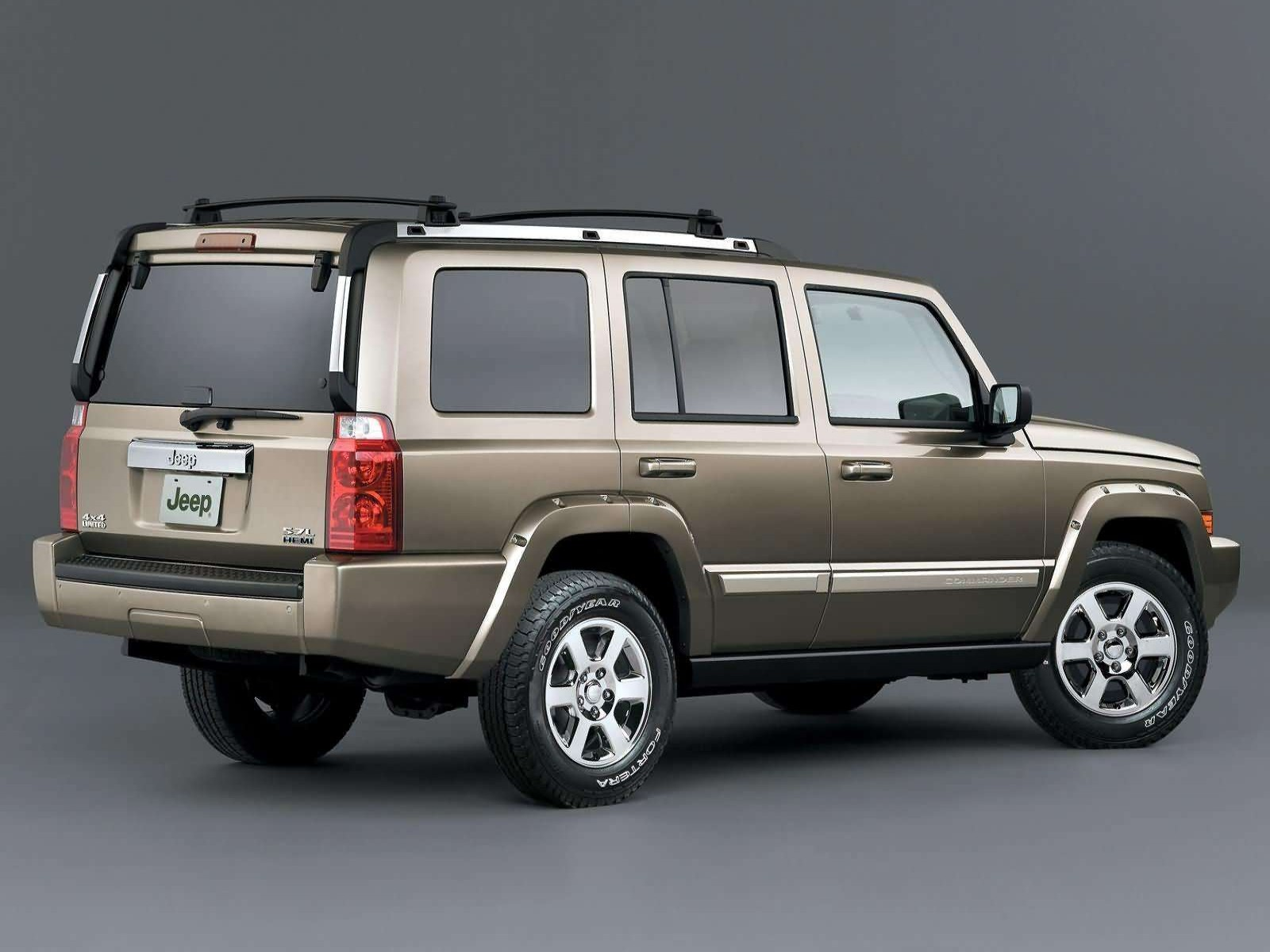 Car And Car Zone Jeep Commander 4x4 Limited 5 7 Hemi 2006