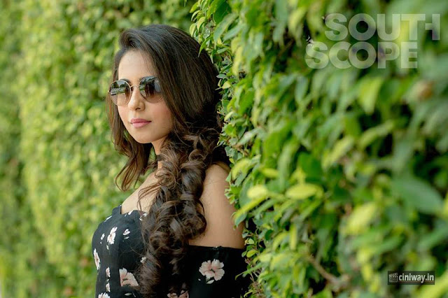 Rakul Preet Singh Southscope Photoshoot