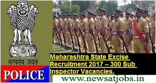 Maharashtra-300-Sub-Inspector-Vacancies,