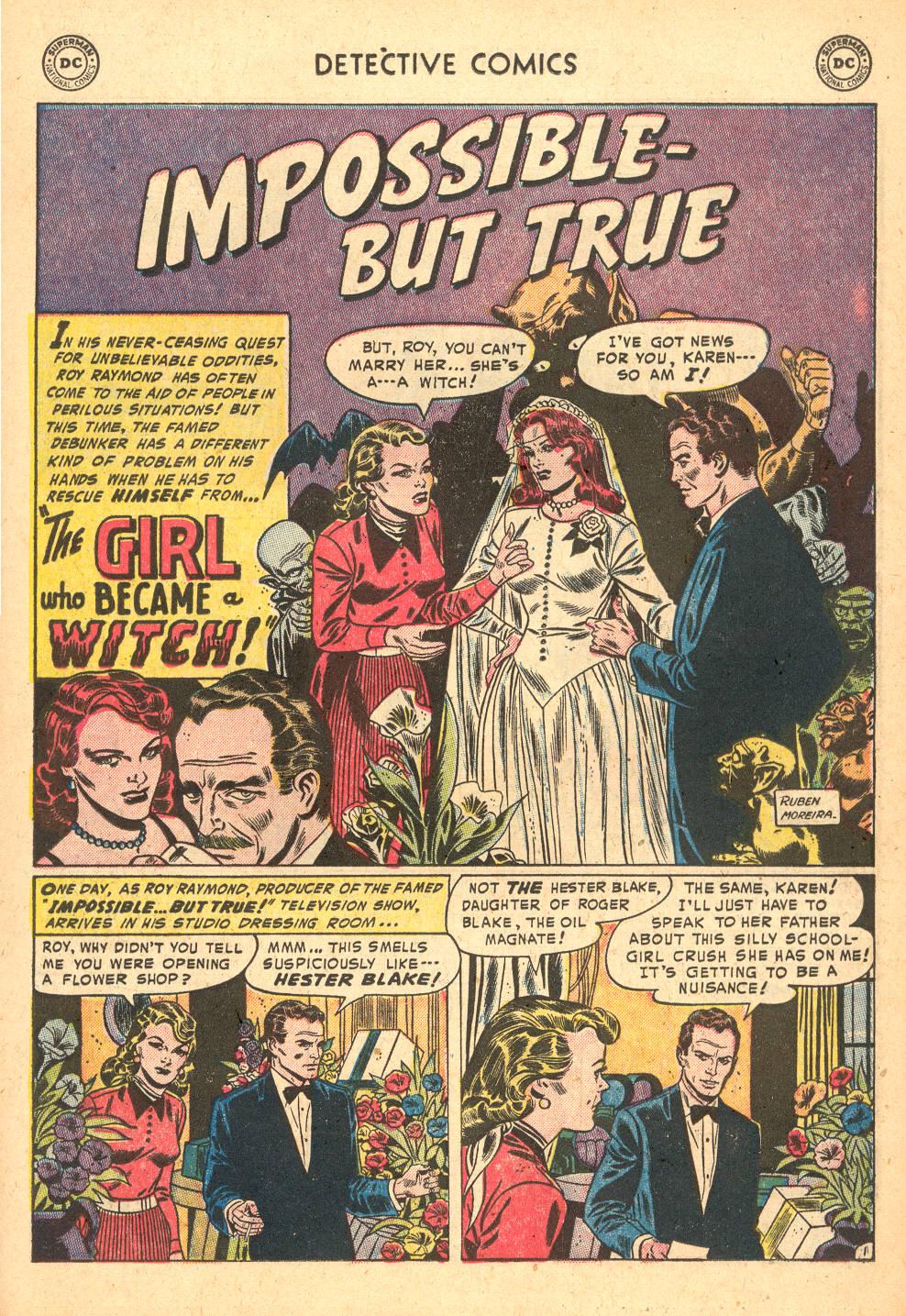 Detective Comics (1937) 199 Page 13