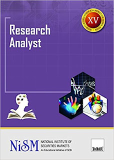 NISM Series (XV) Research Analyst