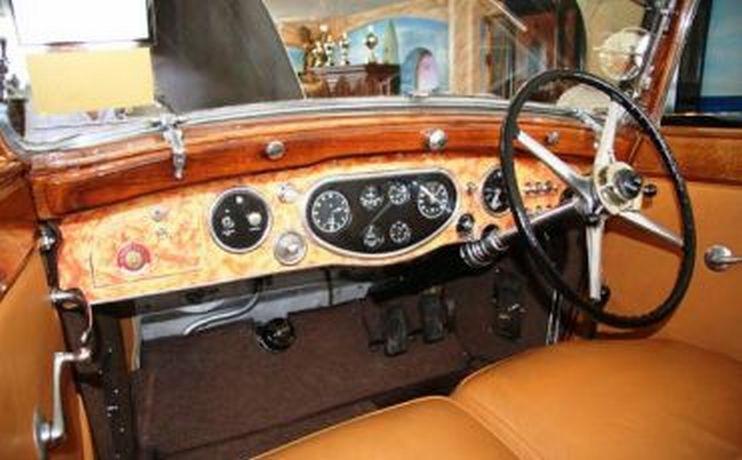 Vintage Rolls Royce Interior Cars N Bikes