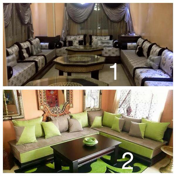 salon marocain site de vente de salons marocains moderne design sur mesure. Black Bedroom Furniture Sets. Home Design Ideas