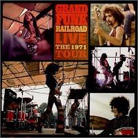 """Ακούστε τον δίσκο των των Grand Funk Railroad """"Live: The 1971 Tour"""""""