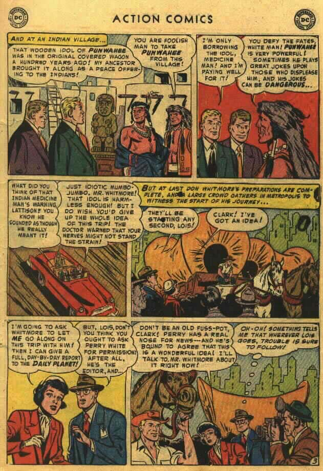 Read online Action Comics (1938) comic -  Issue #184 - 5