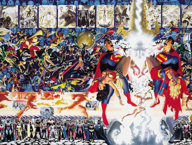 Kisah Kematian The Flash dan Supergirl dalam Crisis on Infinite Earths