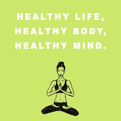 Healthy Mind And Body Quotes