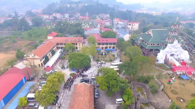Lễ truyền chức Phó tế và Linh mục tại Giáo phận Lạng Sơn Cao Bằng 27.12.2017 - Ảnh minh hoạ 248