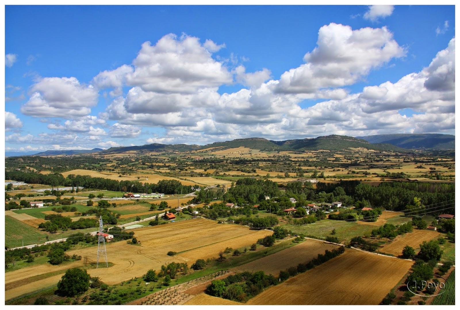 Paisaje de Frías, Burgos